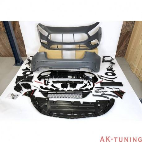 Kjolpaket Mercedes W177 Look AMG A35 | AK-TCM02490250