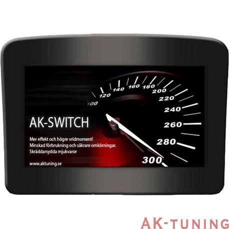 Mjukvara inkl. AK-Switch | ak-akswitch