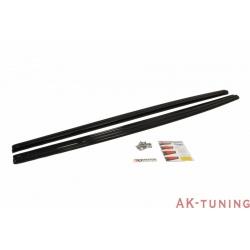 Sidokjol splitter - Audi RS3 8V