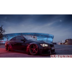 Widebody kit till BMW M3 E92 | AK-BM-3-92-M-BK1