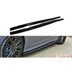 Sidokjol splitters Ford Focus MK3 RS
