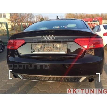 S Line Diffuser Till Icke S Line Audi A5 B8 Sportback Enkelt Andror Vanster Hoger Ak Tuning