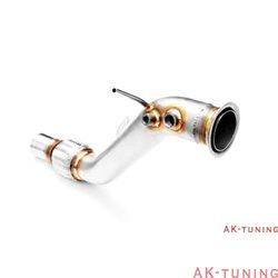 Downpipe (ersättningsrör) E6x (520d) - N47