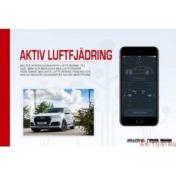 Aktiv luftfjädring modul - Audi Q7 4M 218hk/272hk | SSXAU669