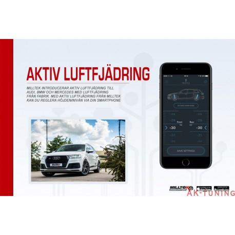 Aktiv luftfjädring modul - Audi Q7 4M 218hk/272hk