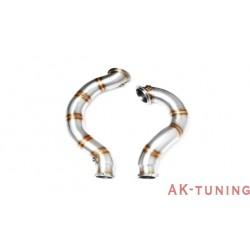 Downpipe E9x (335i) - N54 | AK-111-109
