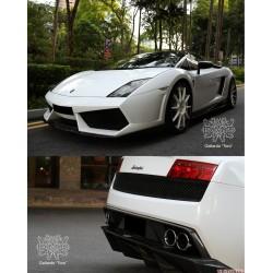 """Lamborghini Gallardo LP560 - DMC """"Toro"""" bas paket"""