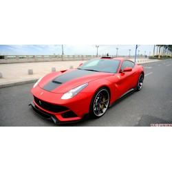 "Ferrari F12 Berlinetta - DMC Carbon fiber roof scoop ""Spia"""