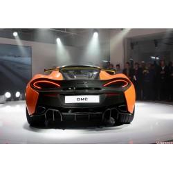 "McLaren 570s - DMC Carbon fiber vinge ""Leggera"""