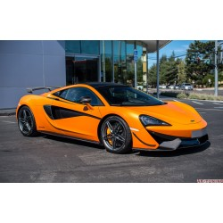 """McLaren 570s - DMC Carbon fiber frontläpp """"Leggera"""""""