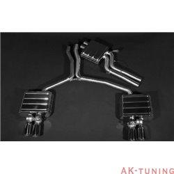 Audi S5 4.2 V8 - Capristo Cat-Back med aktiva avgasventiler | ca-aus5b8v8