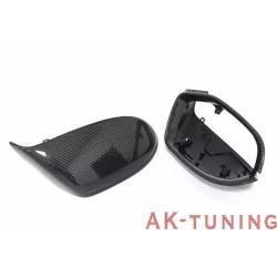 Kolfiber backspegel kåpor till Audi A7/S7/RS7 4G | AK-eba74Gcarbon