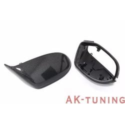 Kolfiber backspegel kåpor till Audi A7/S7/RS7 4G