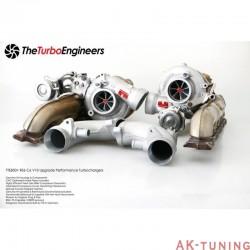 TTE Audi RS6 5.0TFSi C6 TTE850+ uppgraderings turbos