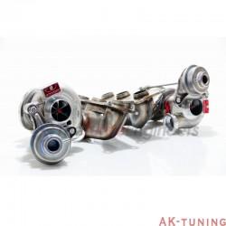 TTE BMW N54 TTE600 uppgraderings turbos