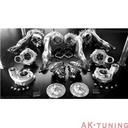 TTE Audi 4.0TFSi TTE9xx uppgraderings turbos