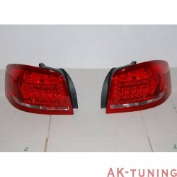 Bakre lyktor AUDI A3 09-11, LED RED | AK-FAAU103