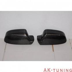 Kolfiber backspegel kåpor AUDI A4 2012 L