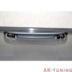 bakre diffuser AUDI A5 SPORTBACK 2013-2015 LOOK S-LINE