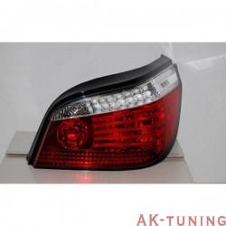 Bakre lyktor BMW E60 LED RED | AK-FAB0083