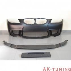 Frontstötfångare BMW E60 04-09, M1 | AK-TCB4149