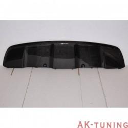 Kolfiber bakre diffuser BMW E71 X6 | AK-TCB7166