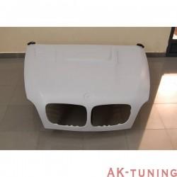 Fibreglass huv BMW E70 / E71med luftintag | AK-TCB1611