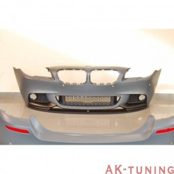 Frontstötfångare BMW F10 / F11 / F18 10-12 Look Performance Spoiler | AK-TCB10011008