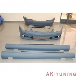 Kjolpaket MERCEDES W209 LOOK CLK63 | AK-TCM007600750089