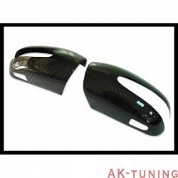 Kolfiber backspegel kåpor MERCEDES W211 | AK-CARME01