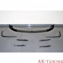 Frontläpp MERCEDES W213 Kolfiber | AK-TCM0119