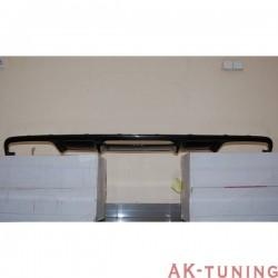 Kolfiber bakre diffuser MERCEDES W219 | AK-TCM0096