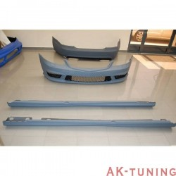 Kjolpaket MERCEDES W221 2006-2012 LOOK S65 ABS