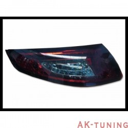 Bakre lyktor PORSCHE 997 2005-2009 LED RED SMOKED