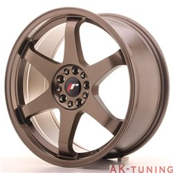Japan Racing JR3 19x8.5 ET40 5x112/114.3 Bronze