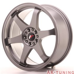 Japan Racing JR3 19x8.5 ET40 5x112/114.3 Gun Metal