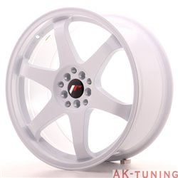 Japan Racing JR3 19x8.5 ET40 5x112/114.3 White