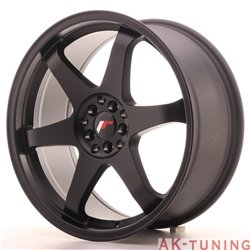 Japan Racing JR3 19x8.5 ET35 5x100/120 Matt Black