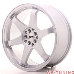 Japan Racing JR3 19x8.5 ET35 5x100/120 Matt Silver