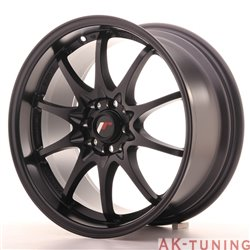 Japan Racing JR5 17x8.5 ET35 4x100/114.3 MattBlack