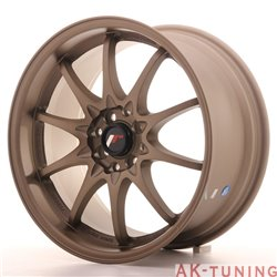 Japan Racing JR5 17x8.5 ET35 4x100/114.3 Dark Abz