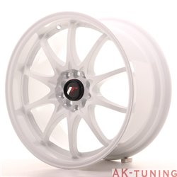 Japan Racing JR5 17x8.5 ET35 4x100/114.3 White