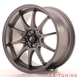 Japan Racing JR5 17x8.5 ET35 5x100/114.3 Matt GM