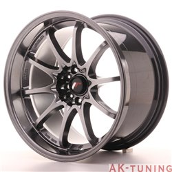 Japan Racing JR5 18x10.5 ET12 5x114.3 HypBlack