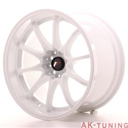 Japan Racing JR5 18x10.5 ET12 5x114.3 White