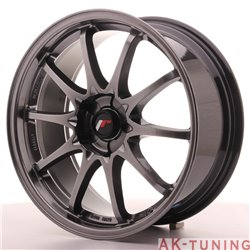 Japan Racing JR5 18x8 ET35 5H Blank HypBlack | JR518805X3574DHB