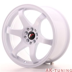 Japan Racing JR3 17x9 ET35 5x100/114 White | JR3179053573W