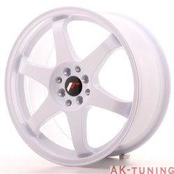 Japan Racing JR3 18x8 ET40 4x100/114 White | JR3188044074W