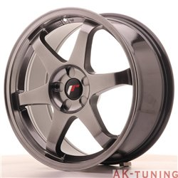Japan Racing JR3 18x8 ET35-40 5H Blank Dark HB | JR318805X3574DHB