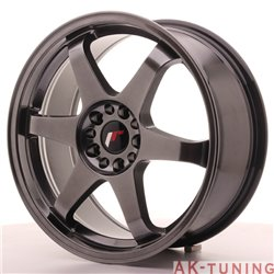 Japan Racing JR3 18x8 ET40 5x112/114 Dark HB | JR31880ML4074DHB